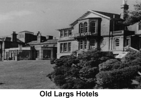 Old Largs Hotels Icon